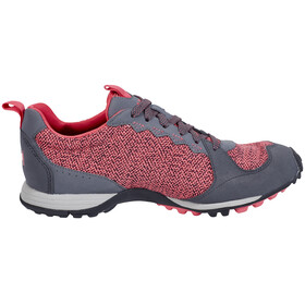 Helly Hansen Keswick Low HT Shoes Women charcoal / ebony / magenta